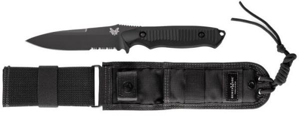 Benchmade Black Class 140SBK Nimravus® Combat Fixed Blade
