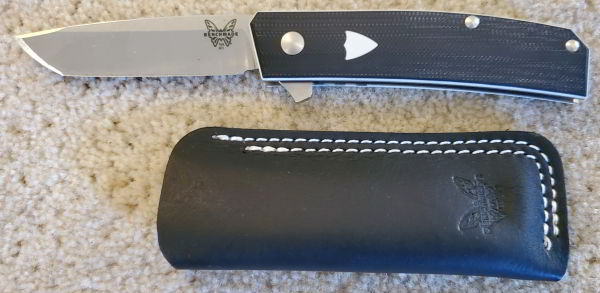 Benchmade 601 Tengu Flipper Folding Knife