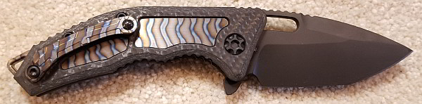 Heretic Medusa Manual H009-6A-CF/FTi Tanto