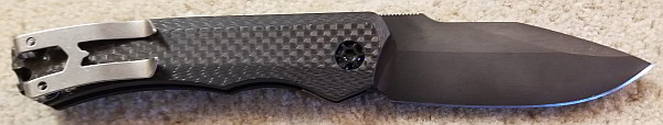 Heretic Wraith Carbon Fiber