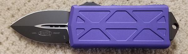 Microtech Exocet Purple Standard