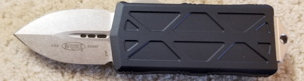 Microtech Exoset Stonewashed Standard