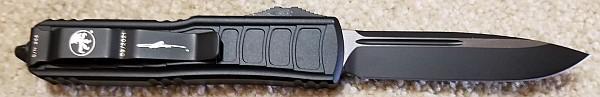 Microtech UTX-85 II S/E Signature Series Tactical Standard